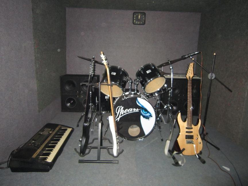aliet musik studio   Studio Music and Recording